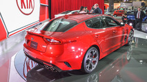 2018 Kia Stinger GT at the Toronto auto show