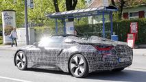 2018 BMW i8 Spyder spy photo