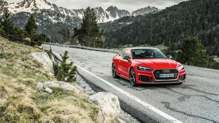 Essai Audi RS5 (2017) - D'une efficacité redoutable !
