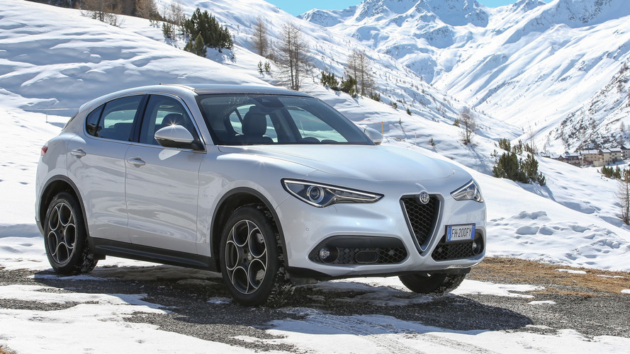 Alfa Romeo Stelvio Gets New Base Engines In Some Markets
