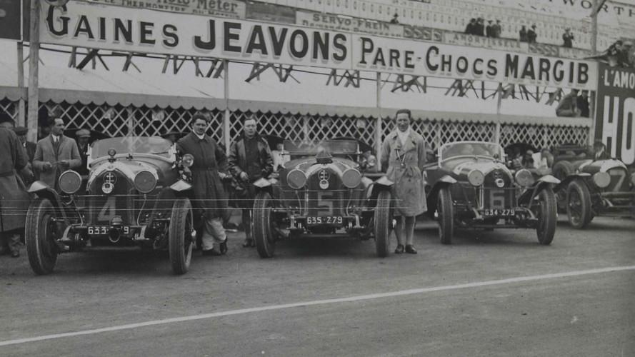 Le Mans en dix décennies - 1926 ou le fair-play de Lorraine-Dietrich