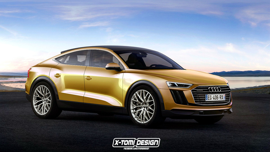 Audi Q9 Concept Is The Crossover Coupe Nobody Asked For