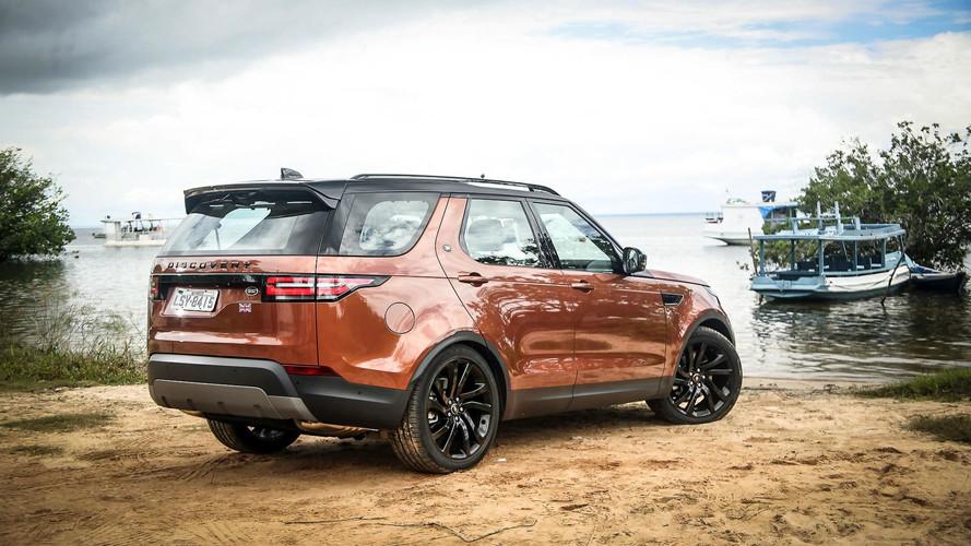 Land Rover planeja lançar novos modelos, incluindo anti-Bentayga