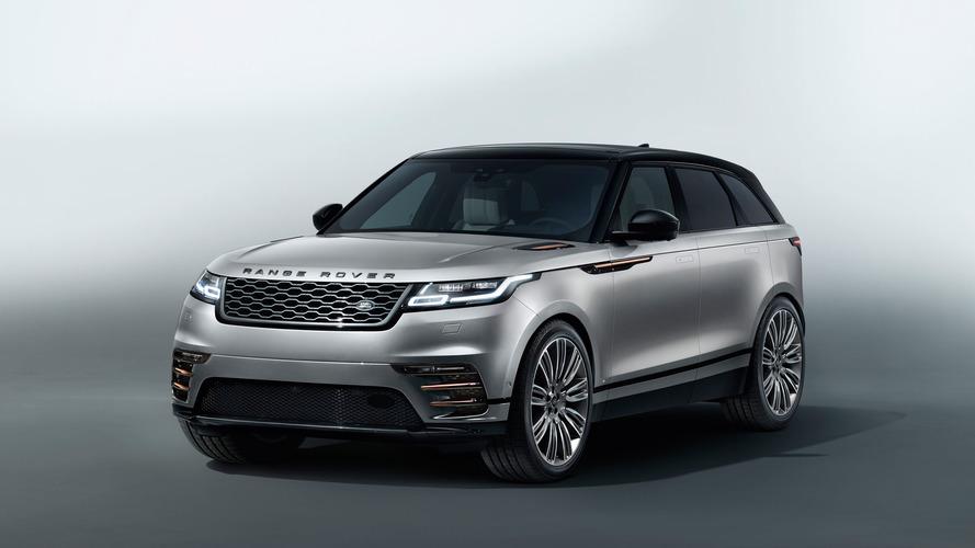 Range Rover Velar Türkiye pazarında