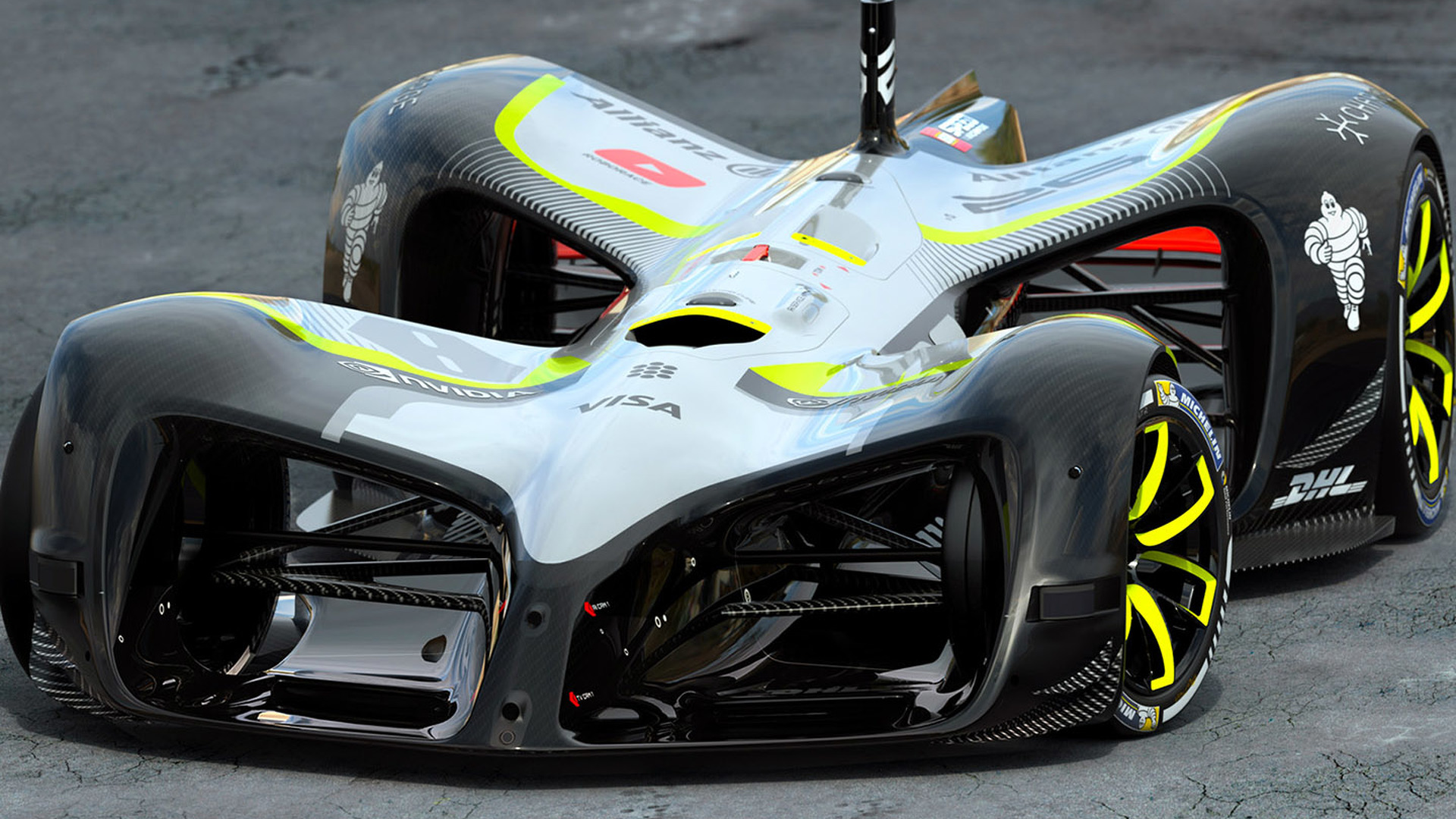 Roborace The racing car from the future is here now