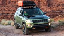 Jeep Compass Trailpass at 2017 Easter Jeep Safari