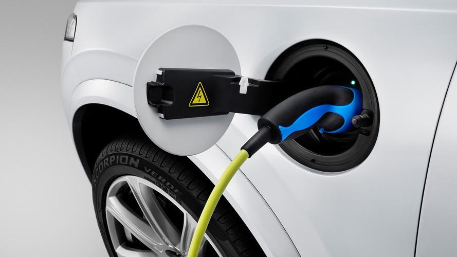 Volvo elektromos platform