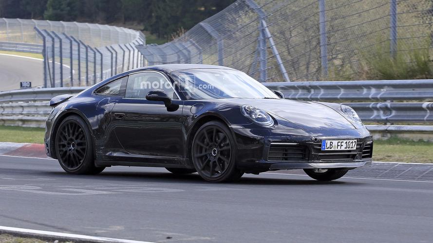 2019 Porsche 911 Spied: Is It A Hybrid?
