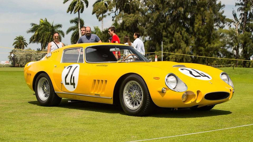 Cette Ferrari vaut-elle 100 millions de dollars ?