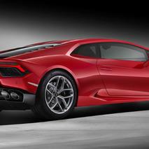 Lamborghini Huracan Gets Rear-Wheel-Drive for Your Drifting Needs