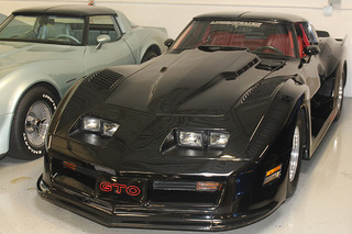 Inside Ken Lingenfelter's Eclectic Car Collection