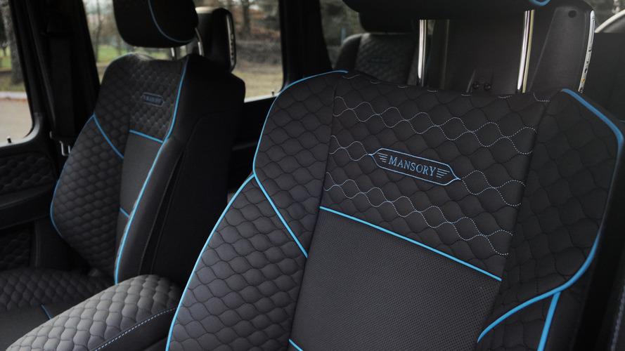 Mercedes-Benz G500 4X4 2 by Mansory
