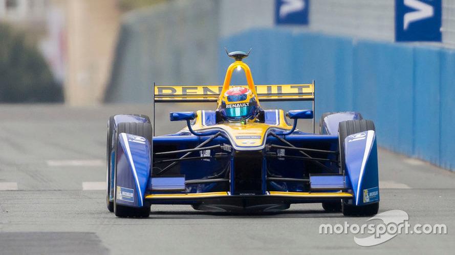 2016 Formula E Berlin ePrix - Race Results