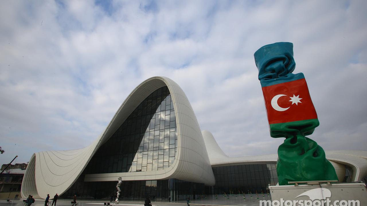 Baku atmosphere
