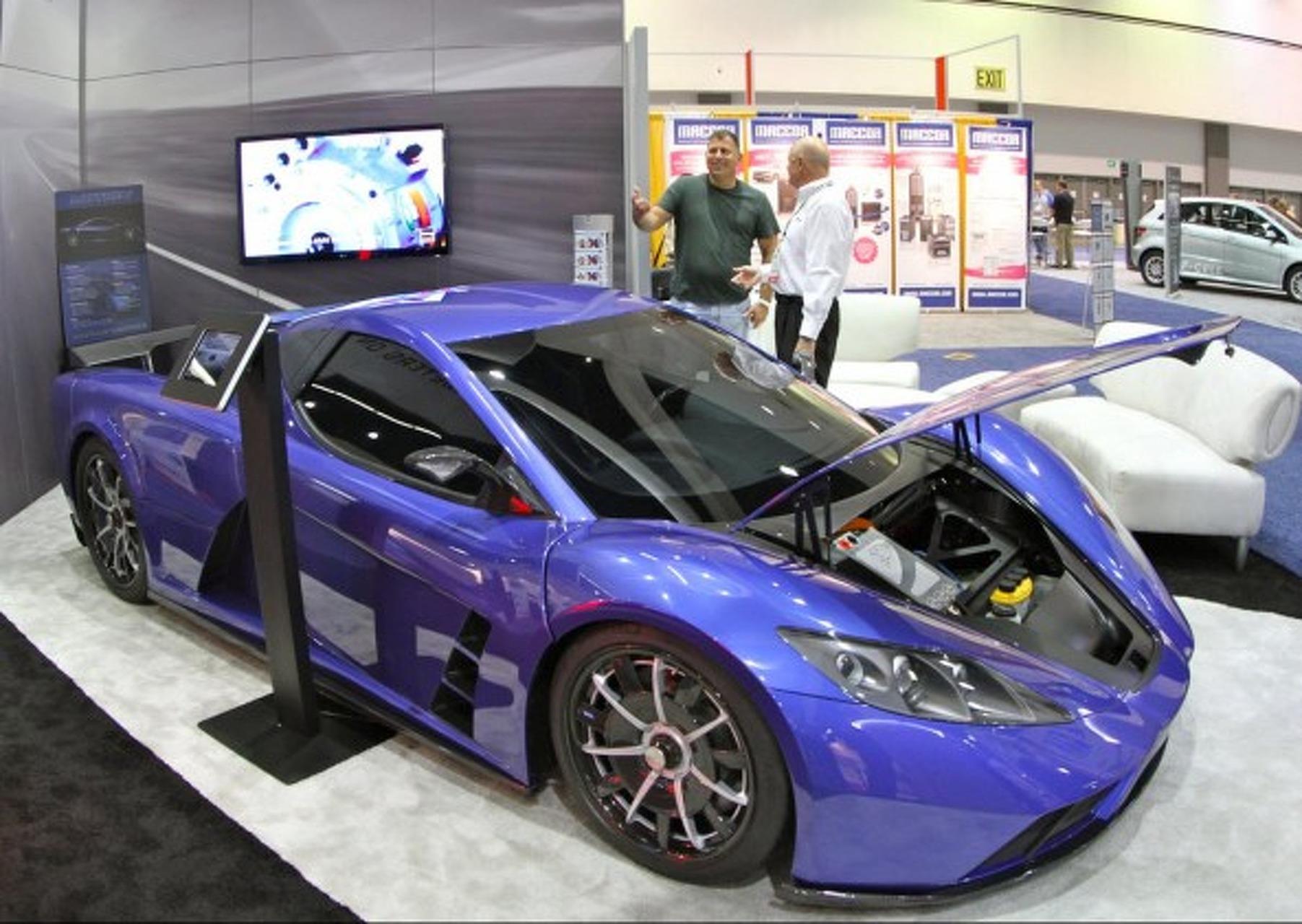 2012 Kepler Motion: 800 Hybrid HP, Carbon Fiber Sex Machine