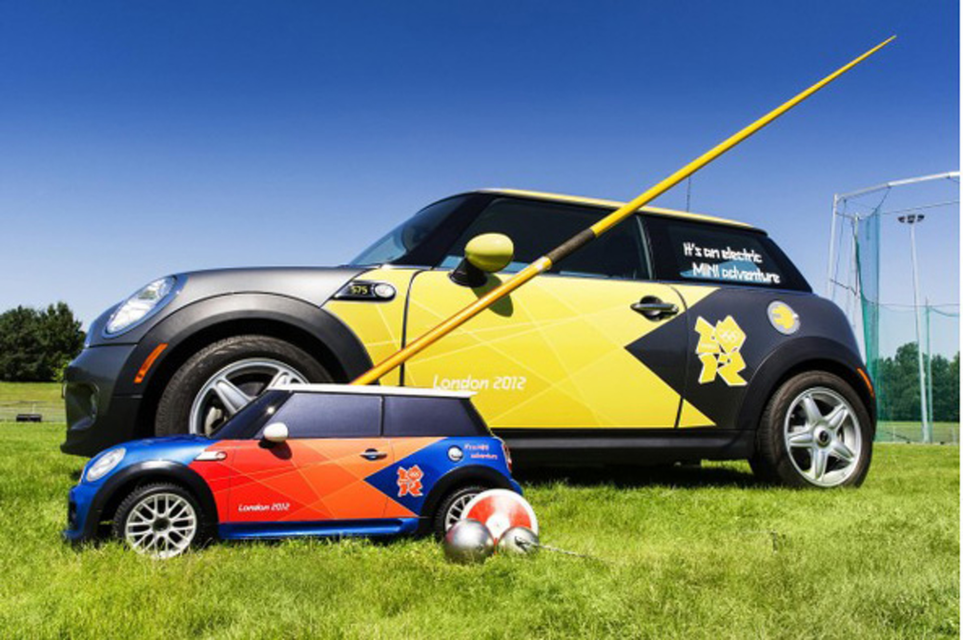 The 5 Reasons the 2012 Olympics are Blowing Our Car Guy Minds