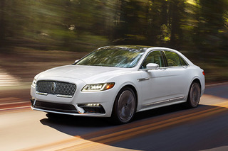 The 2017 Lincoln Continental Allegedly has 40,000 Interested Buyers