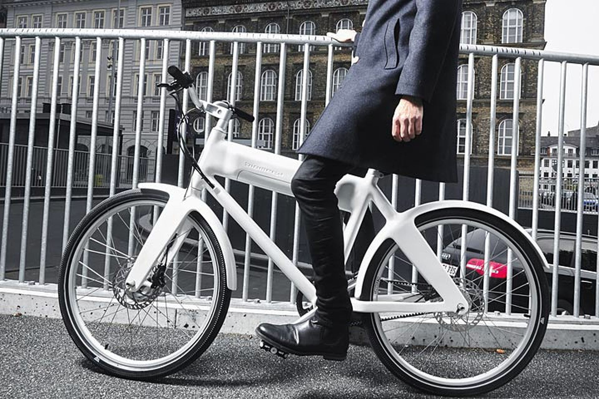 The Biomega OKO is Part e-Bike, Part Fashion Statement