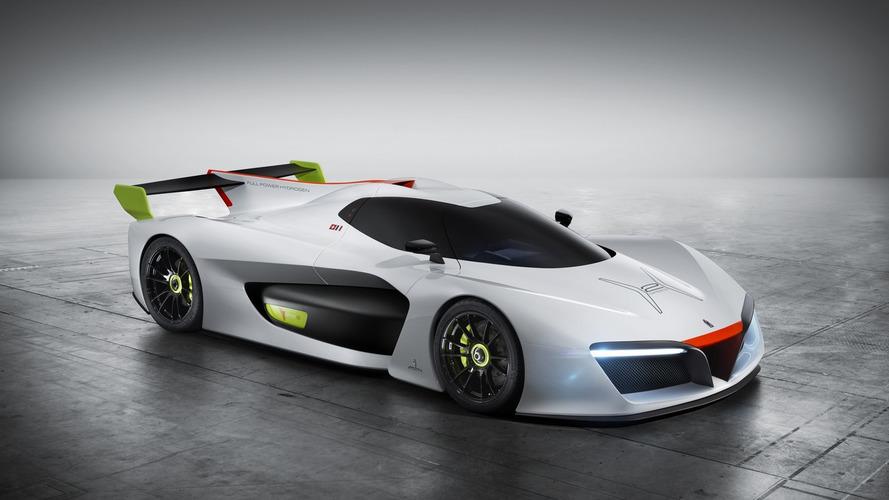 La supercar Pininfarina à hydrogène sera produite en série limitée