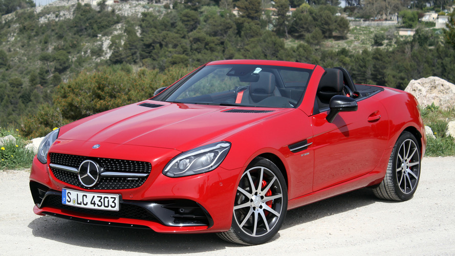 Mercedes Admits It Hasn't Decided What To Do With The SLC