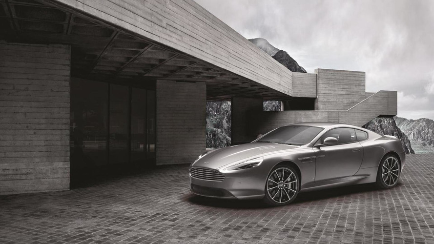 Aston Martin DB9 GT Bond Edition introduced