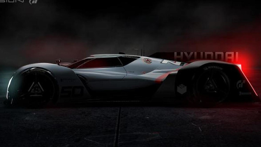 Hyundai shows more of the N 2025 Vision Gran Turismo in new teaser