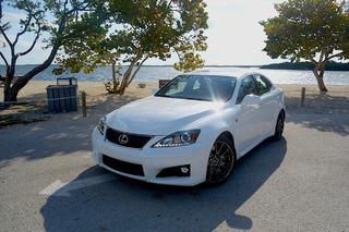 2014 Lexus IS F Review: Gone, But Not Soon Forgotten