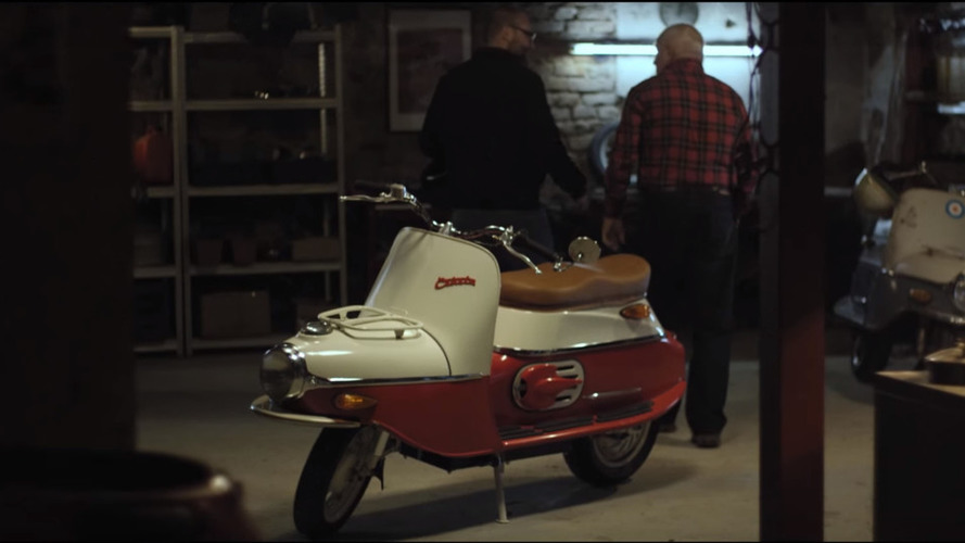 Cold war-era Czech 'Pig' scooter Cezeta reborn