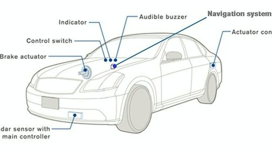 Nissan Debuts First Navigation-Enabled Cruise Control  with Distance Control Assist