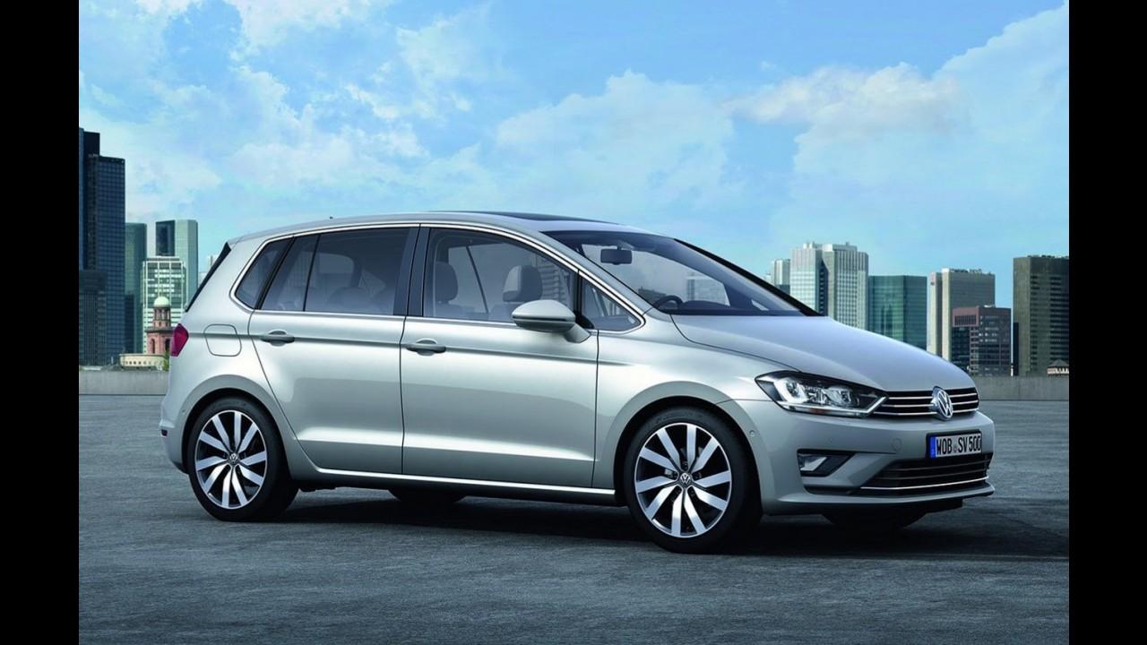 Volkswagen Golf Sportsvan: nova geração começa a ser produzida na Alemanha
