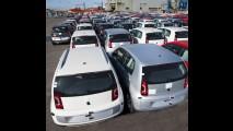 Volkswagen up! começa a ser exportado para o Peru