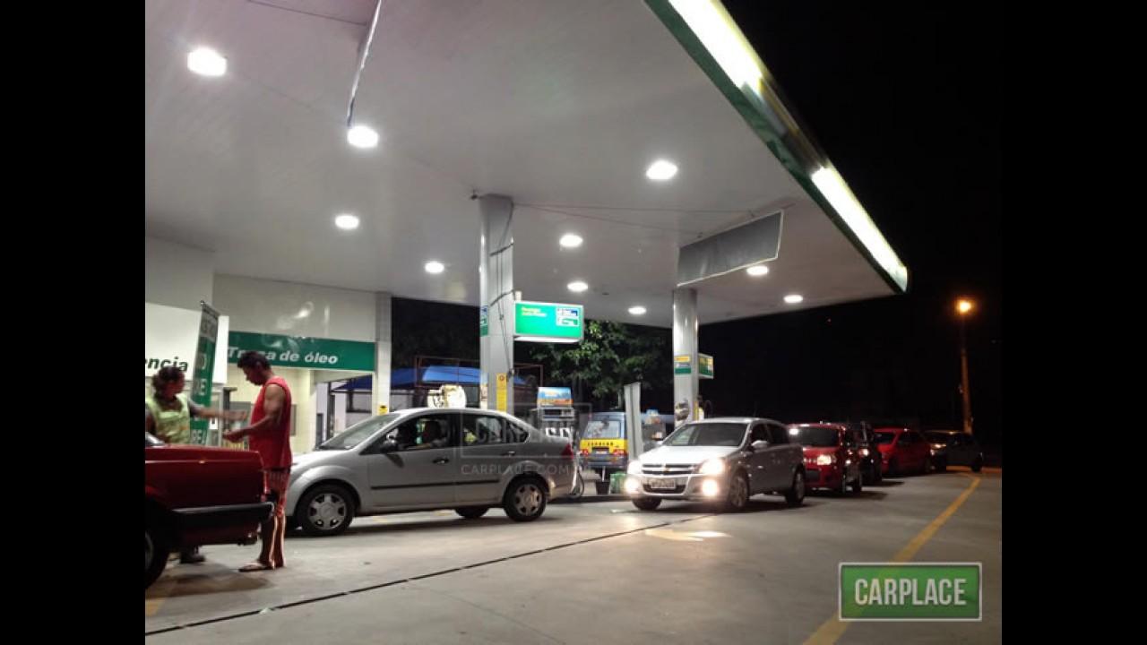 Petrobras anuncia aumento de preço de 6,6% para gasolina e 5,4% para diesel