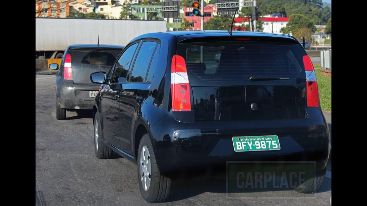 Confirmado: VW lançará Up! no Brasil na primeira semana de fevereiro