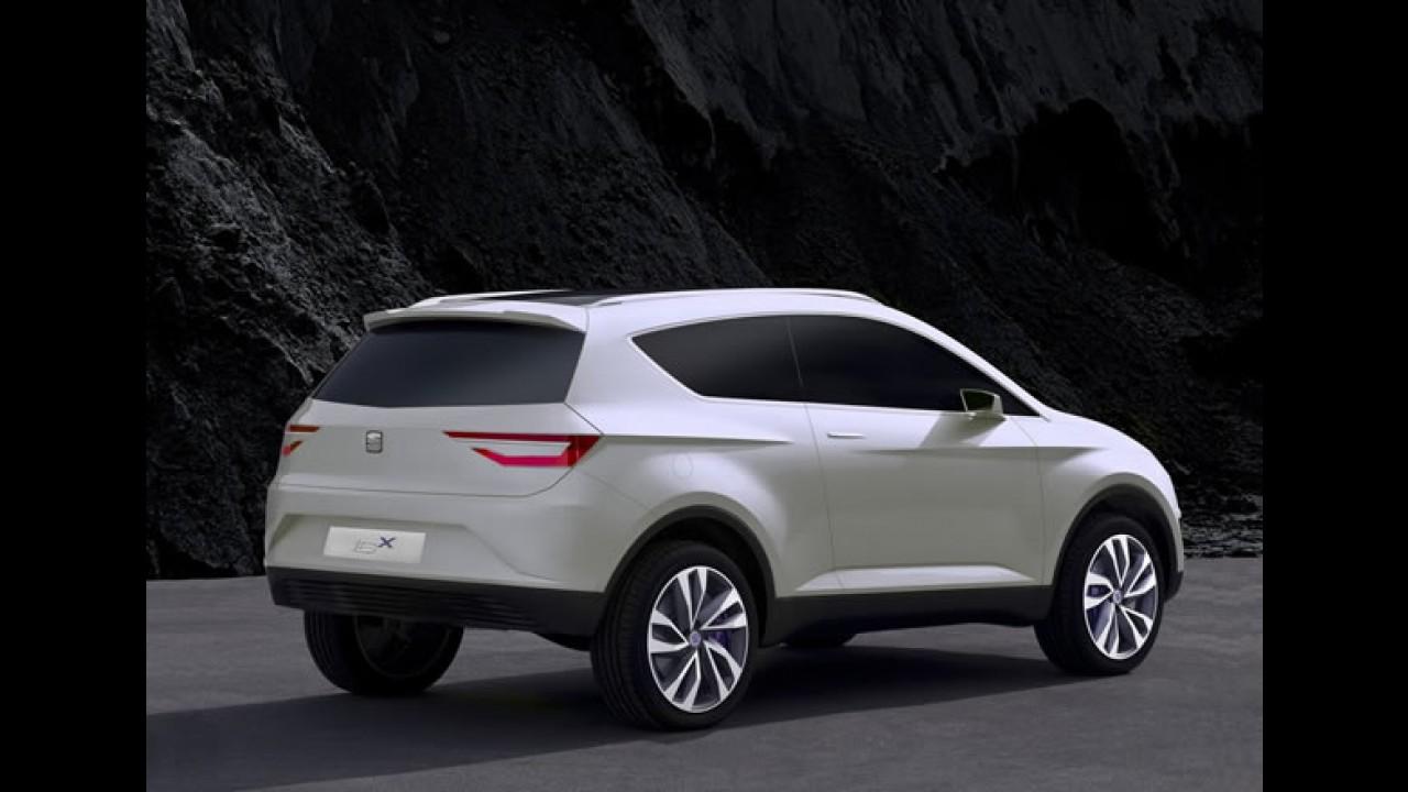 Volkswagen autoriza produção do utilitário esportivo SEAT IBX