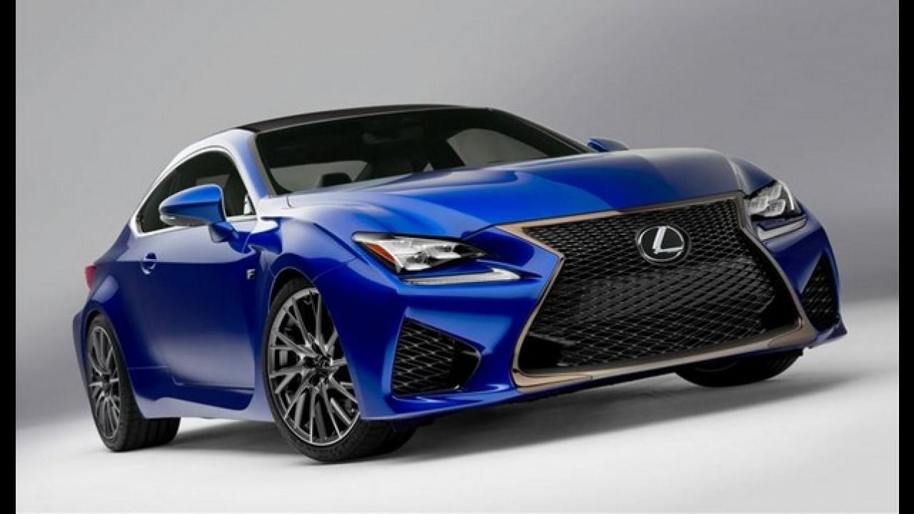 """Lexus descarta produção na China para não """"arranhar"""" imagem de excelência"""