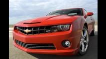 GM lançará novo modelo baseado no Camaro