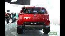 Direto da Índia: Suzuki mostra evolução com o XA Alpha Compact SUV Concept