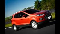 Ford EcoSport com câmbio automático Powershift parte de R$ 63.390