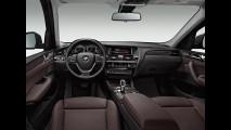 Futuro brasileiro, BMW X3 2015 ganha visual atualizado e novos motores