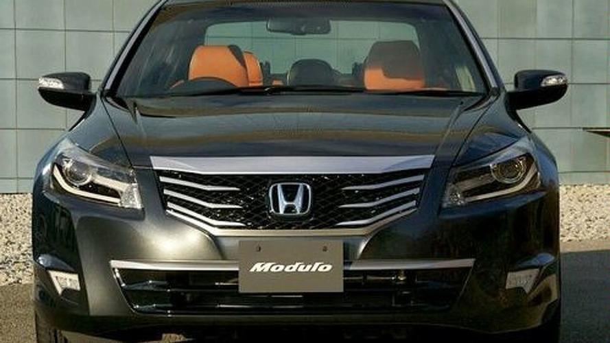 Honda Inspire Modulo Touring Concept