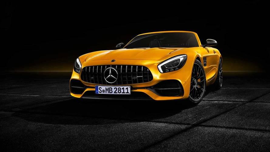 Újabb taggal bővült a nyitott tetős AMG GT modellcsalád
