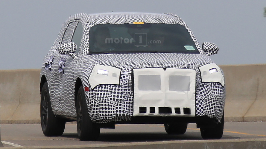 """New Lincoln MKC Could Be Renamed """"Corsair"""""""