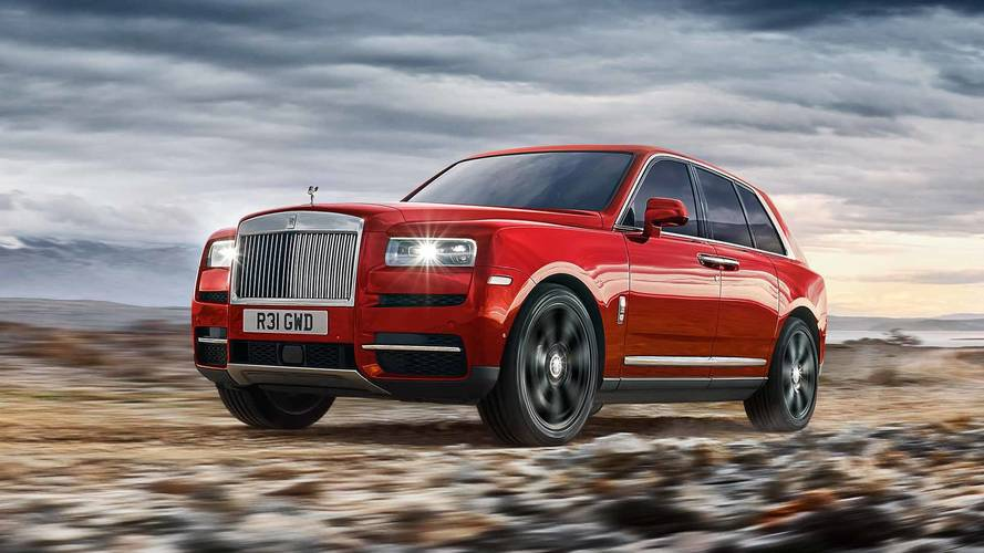 Rolls-Royce Cullinan - Le luxe au service du SUV