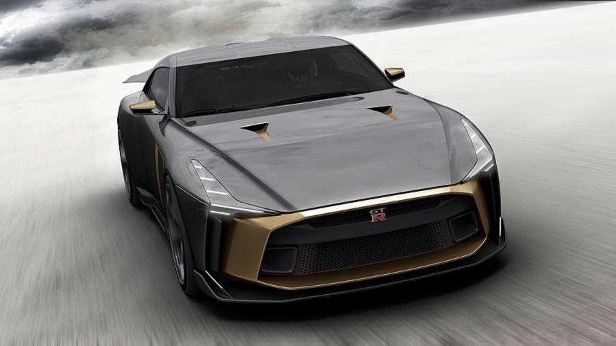 Yeni Nissan GT-R50'nin fiyatı dudaklarınızı uçuklatacak
