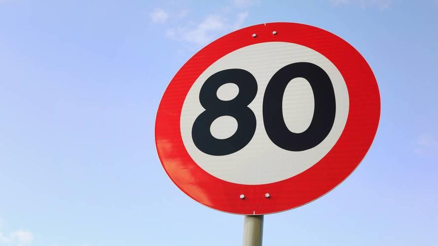 80 km/h - La Creuse et son astuce légale pour continuer à rouler à 90 km/h