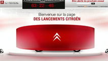 Citroen 'C-Reveal' Website
