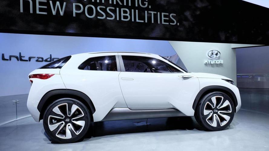 Hyundai'nin 320 km menzile sahip ilk elektrikli aracı bir crossover olacak