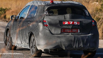 2014 / 2015 Nissan Almera spy photo 21.11.2013