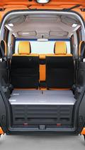 Honda N-BOX + ELEMENT Concept