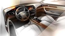 2015 Hyundai Sonata teaser image